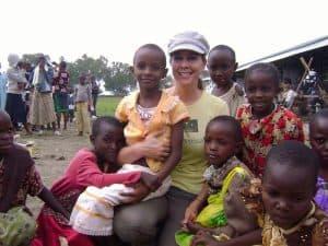 Michelle&kids