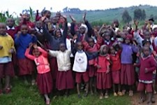 Welcome from Molo Community, Kenya