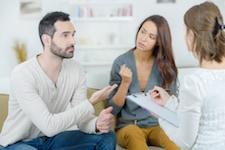 couples therapy confrontation transcript, disrupting hidden symbiosis